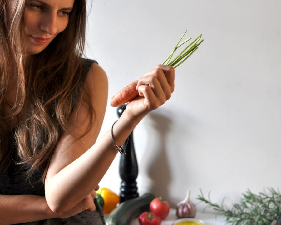 slowfood zdrowe przepisy pieczone warzywa bebuszka