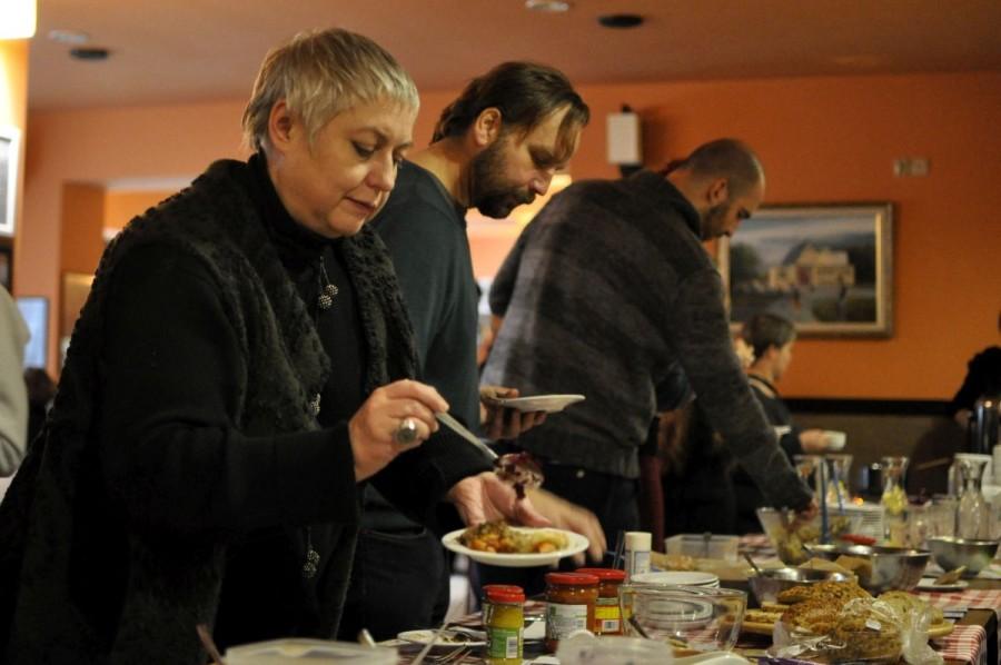 Kuchnia Społeczna Koszalin - spotkanie świąteczne pełne zdrowego jedzenia. . bebuszka.pl