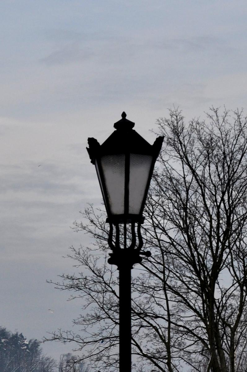 Gdynia Orłowo latarnia bebuszka