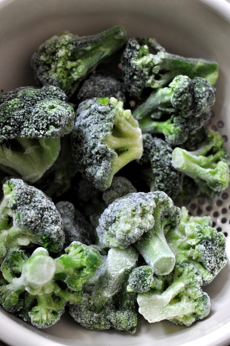 Przepis na zupę krem brokułowy. Brokuły.