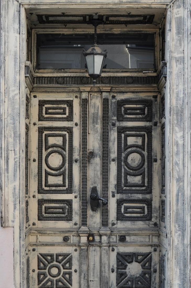 Bydgoszcz - piękne drzwi