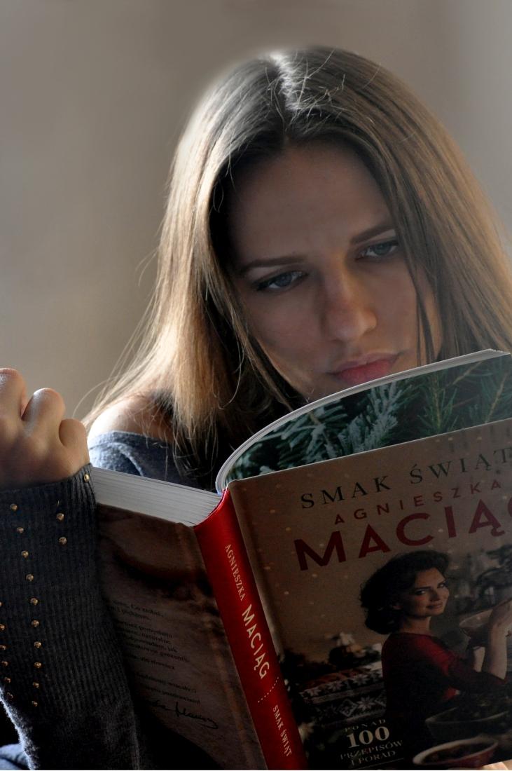 Lektura. Zimowe czytanie. Slowlife. bebuszka.