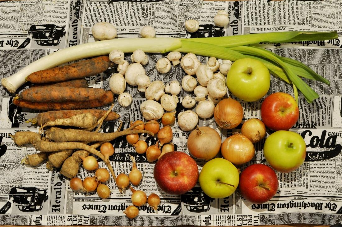 warzywa. zdrowe odżywianie. bebuszka
