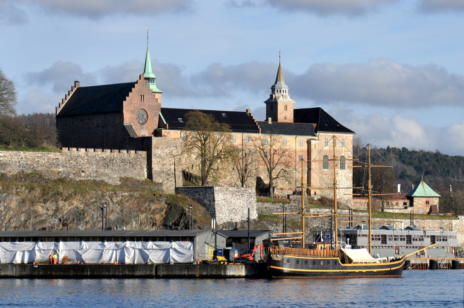 Oslo zamek