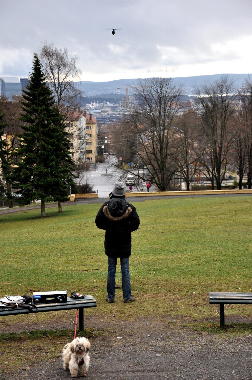 Oslo widoki miasto