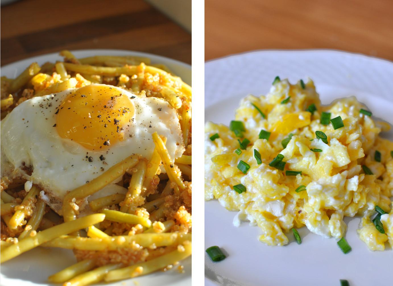 jajka, slowfood