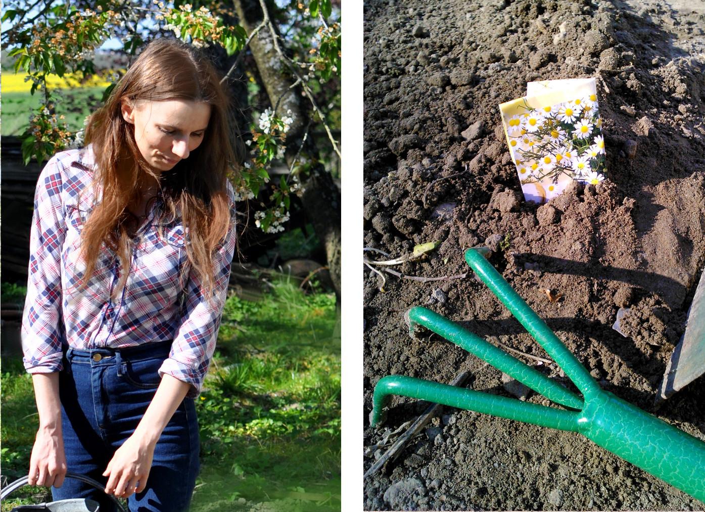 zakładanie ogrodu, warzywnik, slowfood