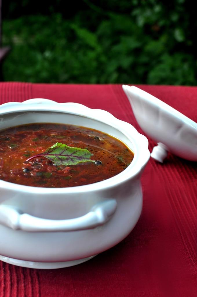 zupa botwina przepis