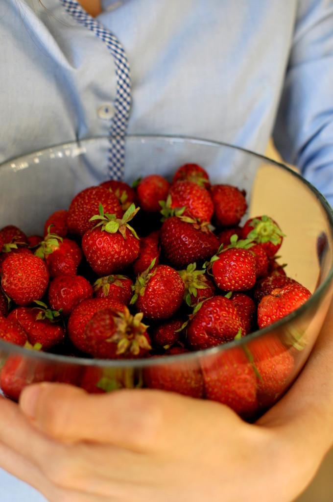 slowfood truskawki bebuszka.pl blog koszalin