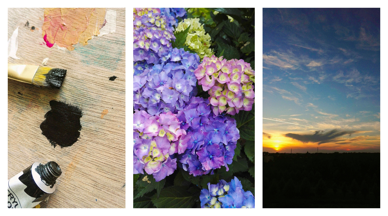 bebuszka lato przyroda